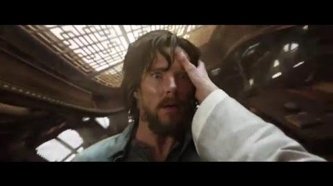 Doctor Strange zwiastun polski