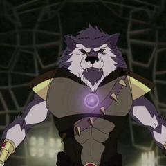 Man Wolf w serialu Ultimate Spider-man