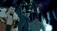 Sinister Six Ultimate Spider-Man