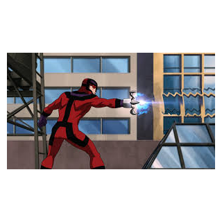 Atakujący Klaw w serialu ,,Mega Spider-Man