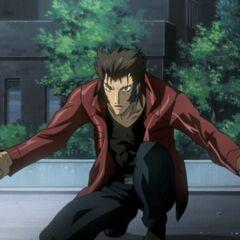 Wolverine Anime (<a href=