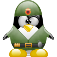 Communist Linux Penguin Army Thunderbirds101 Microsoft