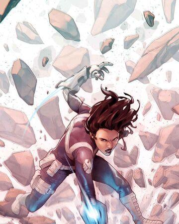 Daisy Johnson|Quake]] | Marvel Universe Wiki | Fandom