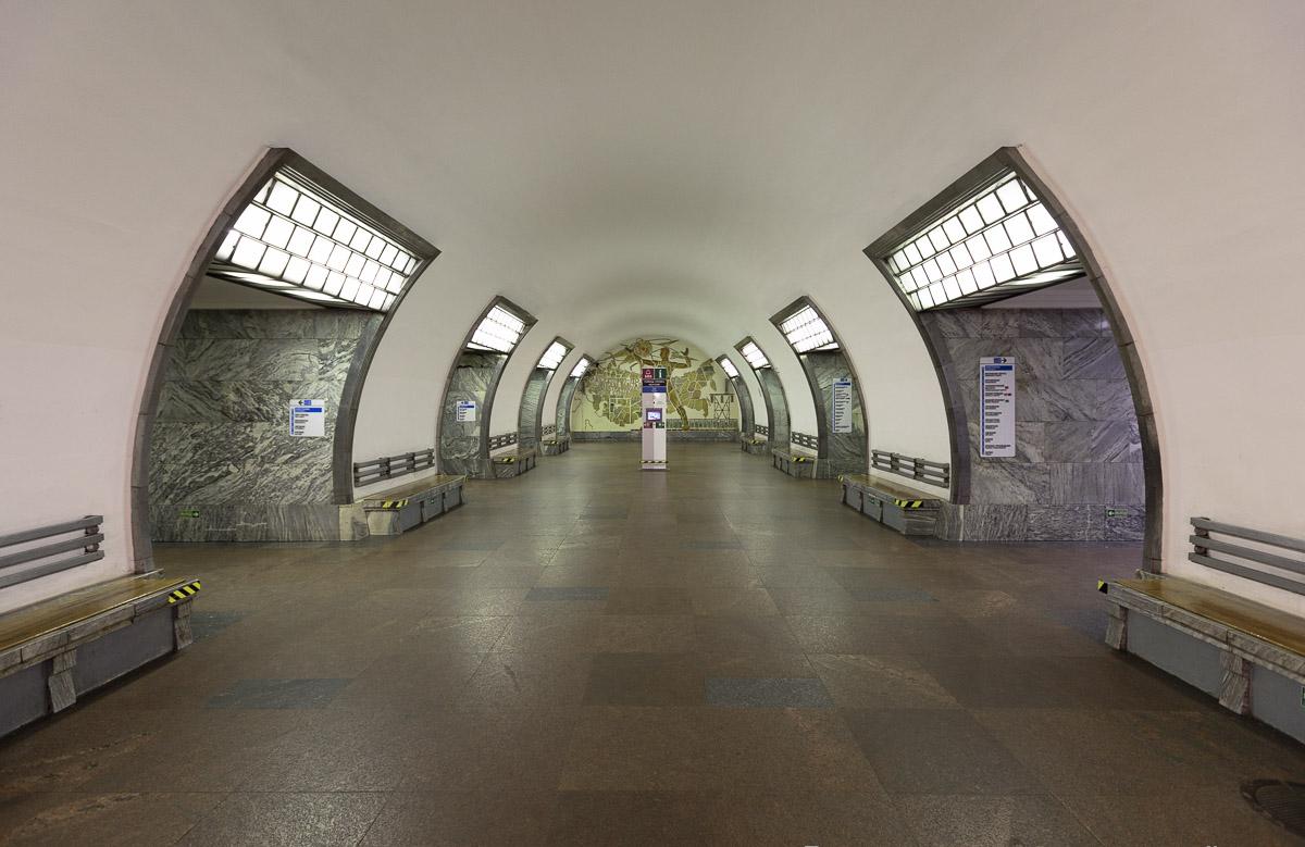 вас санкт петербург метро московское фото такое движение