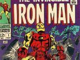 The Invincible Iron Man: zeszyt 1