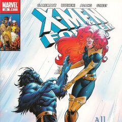 X-men Forever vol.2 #23