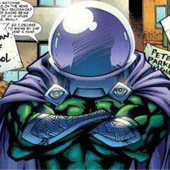 Daniel Berkhart jako Mysterio