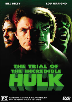 THE TRIAL OF THE INCREDIBLE HU HULK 3 front