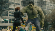 Black Widow i Hulk Ziemia-199999