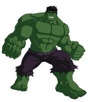 Hulk (Mega Spider-Man)