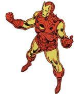 Iron Man Armor MK III