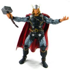 Thor jako figurka kolekcjonerska