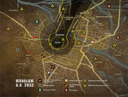 Вроцлав (карта)