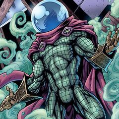 Quentin Beck jako Mysterio
