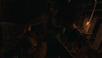 Артём находит Анну в Ковчеге