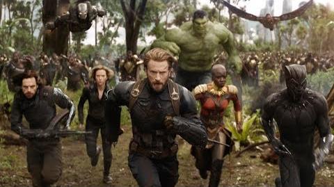 Avengers- wojna bez granic - zwiastun -napisy-