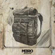 Diary-backpack