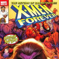 X-men Forever vol.2 #2