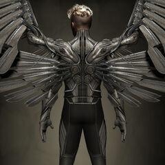 Concept Art Archangela