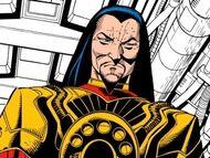 Comics the mandarin
