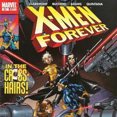 X-men Forever vol.2 #21