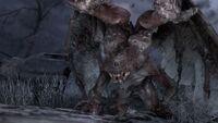 Демон нападает на Артёма