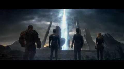 Fantastyczna Czwórka The Fantastic Four (2015)