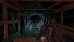Мрачный туннель