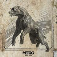 Волк - Metro Exodus - Дневник Артёма