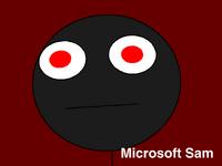 Microsoft Sam's Custom Night Icon