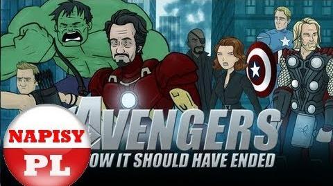 Jak Avengers powinni się skończyć
