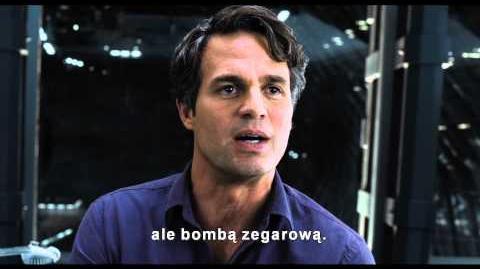 Avengers - zwiastun PL