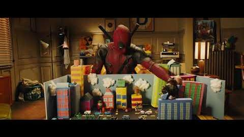 Deadpool- Oto Cable (dubbing)