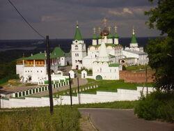 Печёрский монастырь