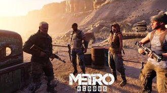 Metro Exodus - Chapter 6 - The Caspian Sea - No Commentary