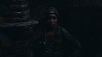 Анна выбралась из ядовитого бункера