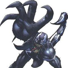 MacDOnald jako Venom