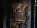 Антирадиационный костюм