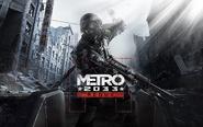 Metro 2033 Redux (арт)