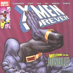 X-men Forever vol.2 #9