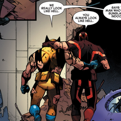 Wolverine i Cyclops (Battle Of The Atom)