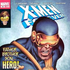 X-men Forever vol.2 #18
