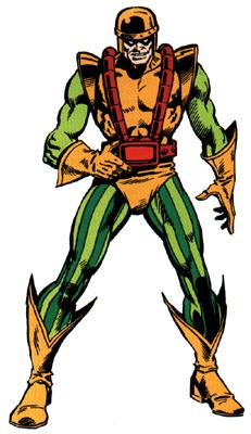 Bruno Horgan (Earth-616)