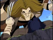 Sabertooth (X-Men Evolution)7-1-
