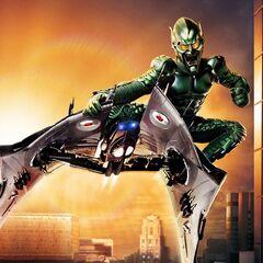 Green Goblin w Filmie