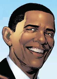 Barack Obama (Earth-616) 002