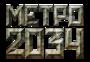 Метро 2034 прозрачный логотип