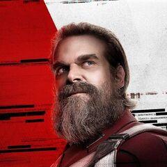 Plakat Red Guardian