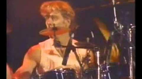The Police (Synchronicity Concert - Live in Atlanta 1983) Sinchronicity I