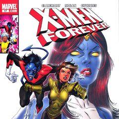 X-men Forever vol.2 #17